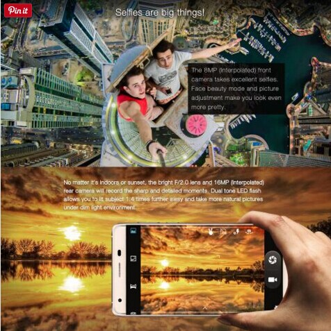 OUKITEL Smartphone K6000 Pro