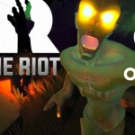 Zombie Riot VR Gaming Testing Experience Virtual Reality