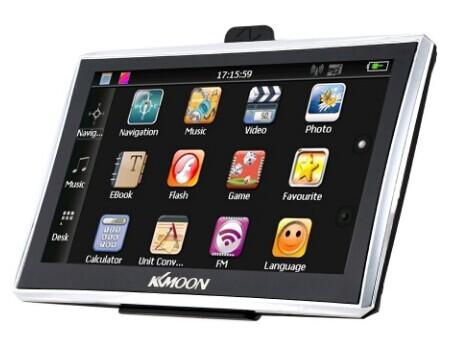 Portable GPS Navigator