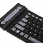 Waterproof Keyboard Portable Mini Flexible Washable