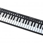 Electric keyboard piano Portable 49 Keys $15 Warranty