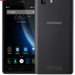 DOOGEE X5 Dual Cameras Smart Gesture FREE Delivery $57