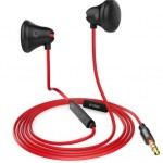 Lightweight Earphone Tangle- Free Universal Stereo FREE Delivery