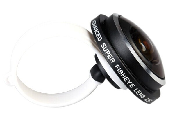 Fish eye lens